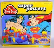 Play-Doh Super Powers Playset