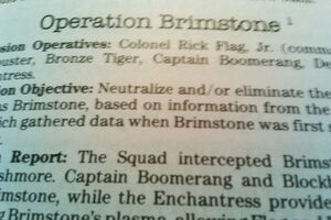 Operation Brimstone