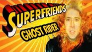 Ghost Rider - The Amazing Superfriends!