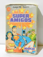 Super Amigos Match 4