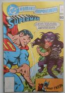 Superman Greek Comics 93