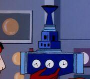 Kryptonite detector