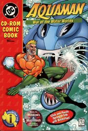Aquaman War of the Water Worlds