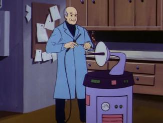 Doctor Cranum's Brain Machine (02x1a - The Brain Machine)