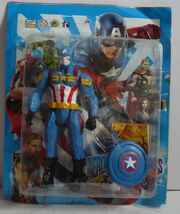 Captain America (Legendary Heroes figure)