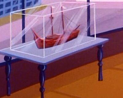 Scale model watercraft