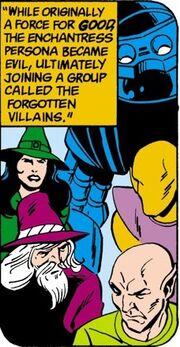 Forgotten Villains
