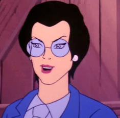 Diana Prince (08x08a - The Village of Lost Souls)
