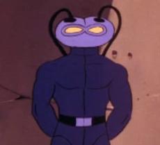 Black Manta (03x09b - Revenge on Gorilla City)