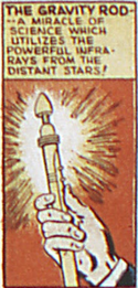 Gravity Rod, Adventure Comics 61 (April 1941)