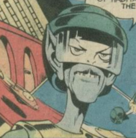 Pywal, leader of the Cvag (Super Friends 16)