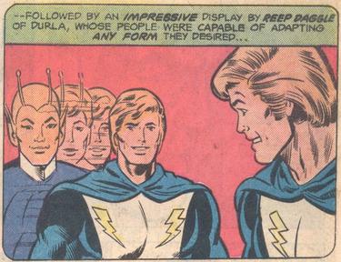 ShapeShifting, Secrets of the Legion of Super-Heroes, 1 (January 1981)