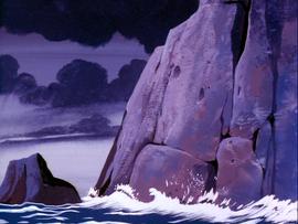 Aquaman's Hidden Sea Cave (2)