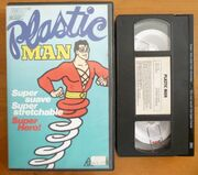 Plastic Man Super Suave Super Stretchable Super Hero
