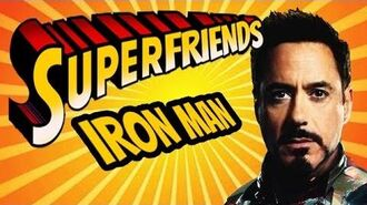 Iron Man X-O Manowar Heavy Metal - The Amazing Superfriends!