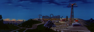 Metro World Amusement Park (02x1a - The Brain Machine)
