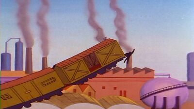 Train pelagian war