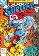 Superman Greek Comics 39