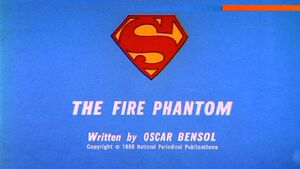 The Fire Phantom