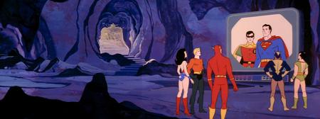 Aquaman's Hidden Sea Cave 4