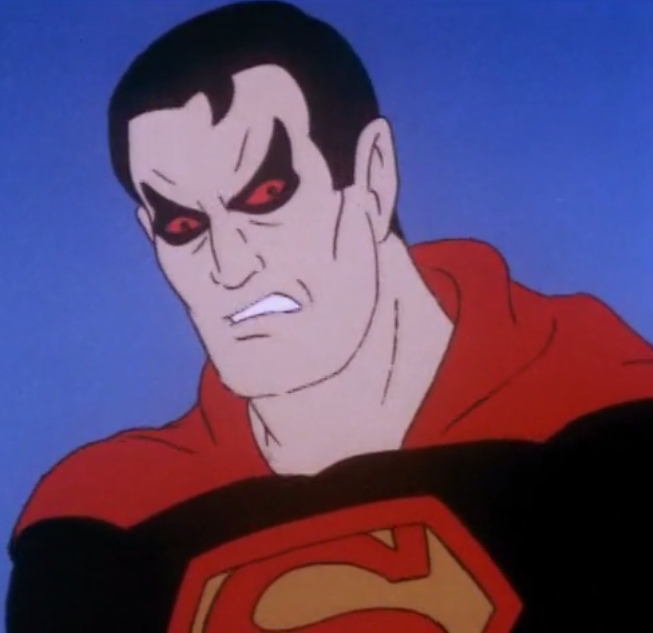 Superman (Evil) | SuperFriends Wiki | Fandom