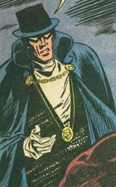 Stranger 4 (The Phantom Stranger 10)