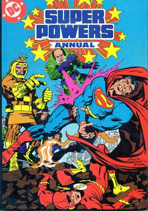 Super Powers Annual