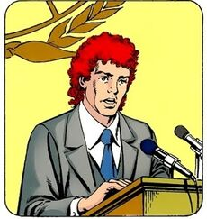 Alex Luthor Jr (Crisis 5) 2