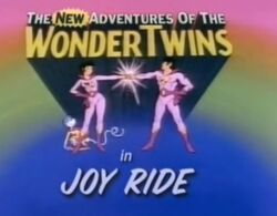 JoyRideWonderTwins