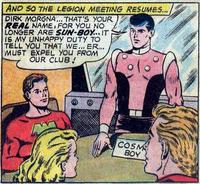 Sun Boy, Adventure Comics 302 (Nov. 1962)