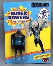 Obsidian (Super Powers figure)