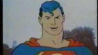 Superman psa