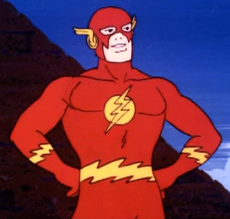 Flash (03x07a - The Giants of Doom)