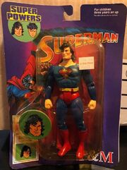 Superman (Super Powers figure)