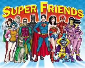 Super Friends in popular culture