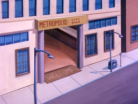 Metrop City Bank