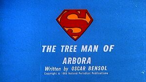 The Tree Man of Arbora