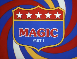 Magic, Part 1 (02x1c - Invasion of the Earthors)