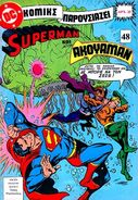 Superman Greek Comics 48