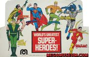 World's Greatest Super-Heroes - DC Characters