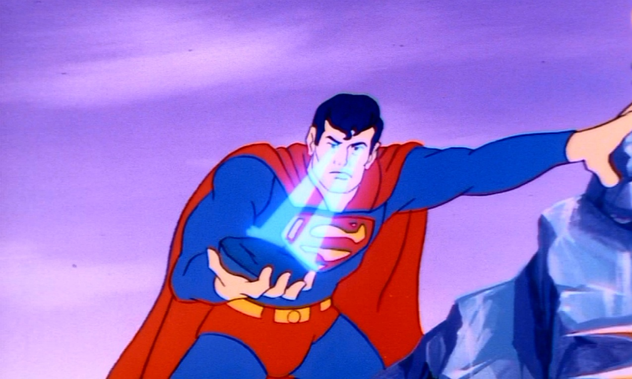 Image result for superman vision powers