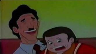 La peor película de animación de la historia Black Star and the Golden Bat