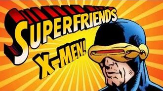 X-Men Destiny - The Amazing Superfriends!