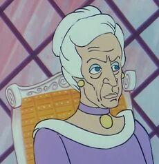 Agatha Caraway (01x05 - Dr. Pelagian's War)