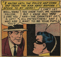 Harvey Harris (Detective Comics 226)