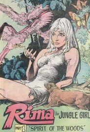 Rima the Jungle Girl (Rima 1)