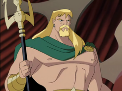 Aquaman(JLU)