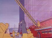 Gotham City Fire Department (01x05 - Dr. Pelagian's War)