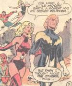 Saturn Girl (Superboy 213)