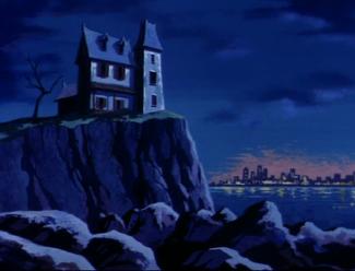 Doctor Cranum's House (02x1a - The Brain Machine)